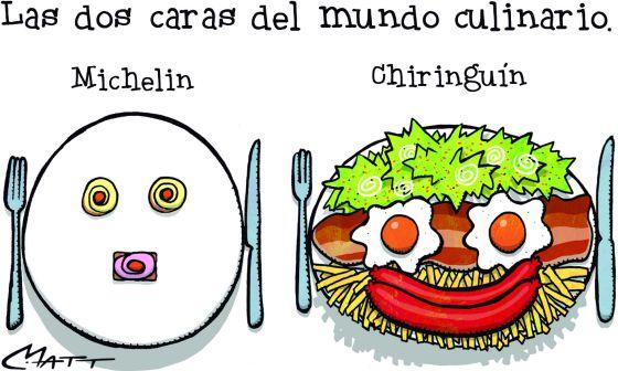 Dos misiles contra la vanguardia gente y famosos el pa s for Chefs famosos mexicanos