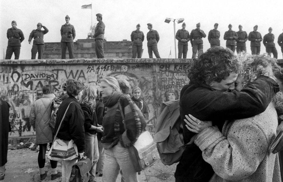 Fotos Berlín 1989 Después De La Caída Del Muro Fotografía El País