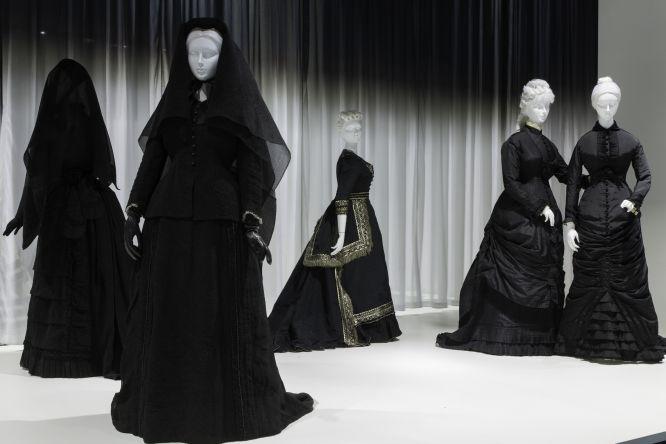 Vestidos de mujer siglo xix
