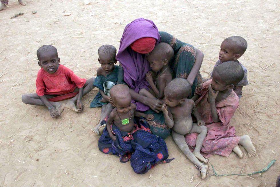 Fotos: Las caras del hambre etíope | Planeta Futuro | EL PAÍS