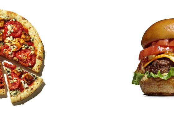Comida Rapida Pizza O Hamburguesa Buenavida El Pais