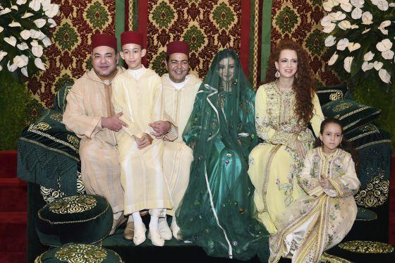 la gran boda del soltero de oro de marruecos   estilo   el paÍs