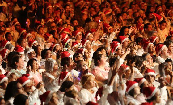 Siete formas atípicas en las que el mundo celebra la Navidad  18d7118931f