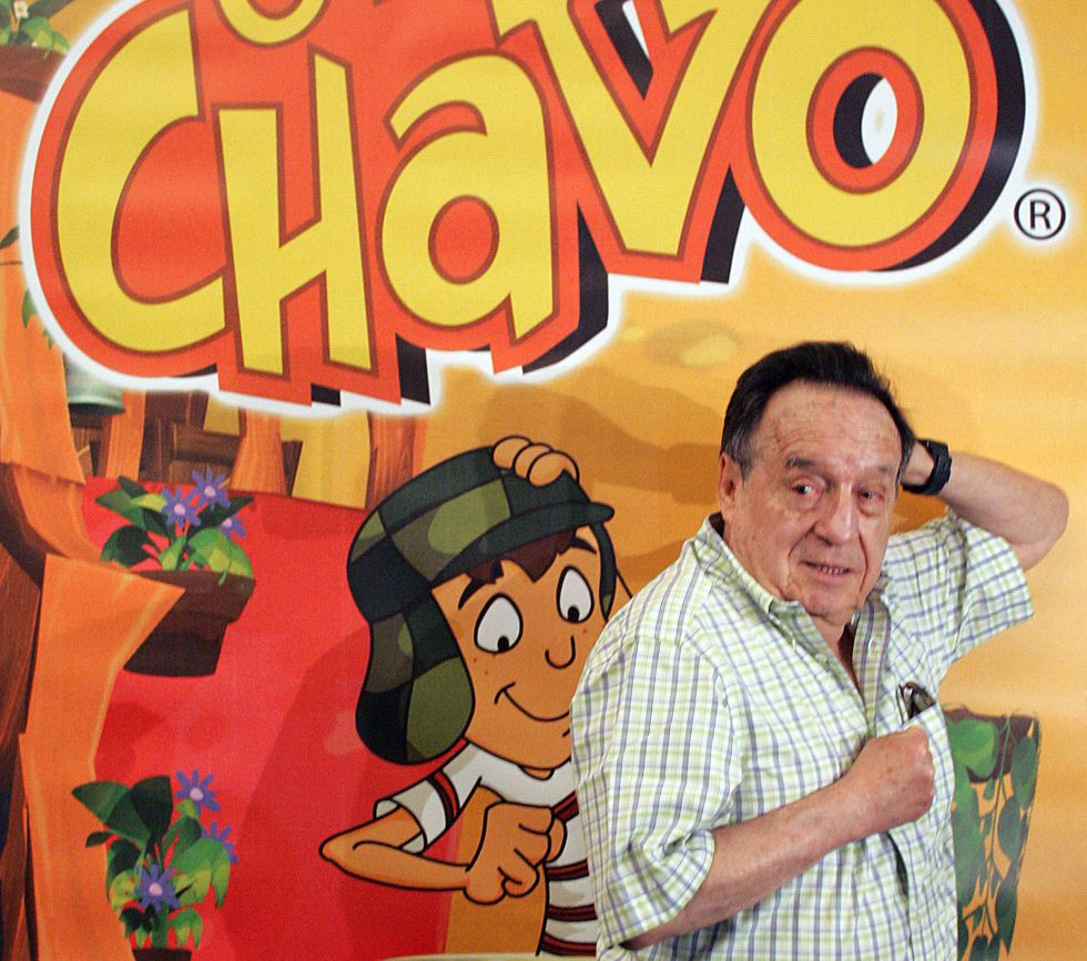 Fotos El Chavo Del Ocho Chespirito En Imágenes Fotografía El País