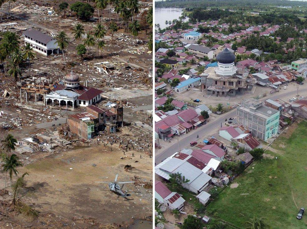 Indonesia 10 años después del tsunami
