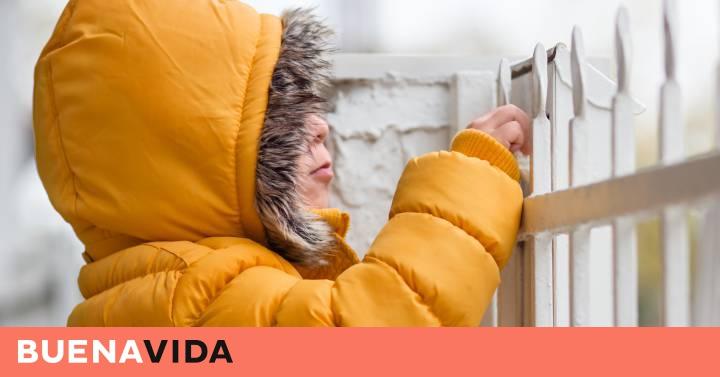 109df3a88b9d4 Frío  ¿Cuánto hay que abrigar a un niño en invierno