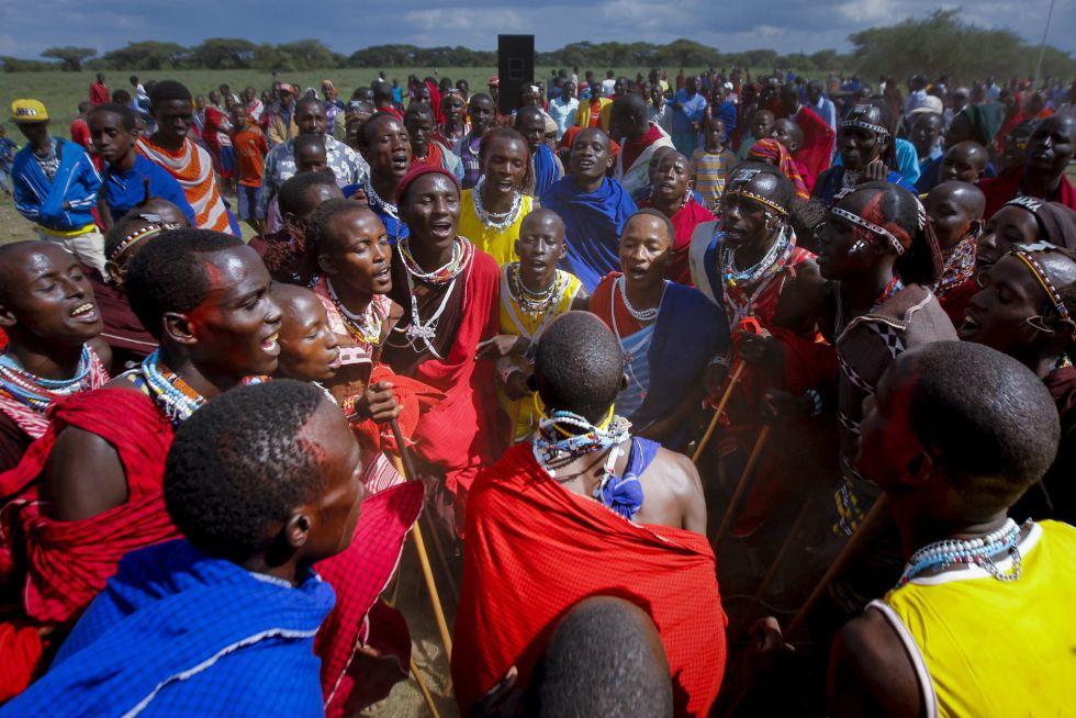 Fotos Bienvenido A Los Juegos Masai Planeta Futuro El Pais