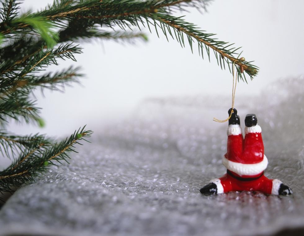 Cosas que descubres al volver de las vacaciones de navidad for Cosas decorativas para navidad