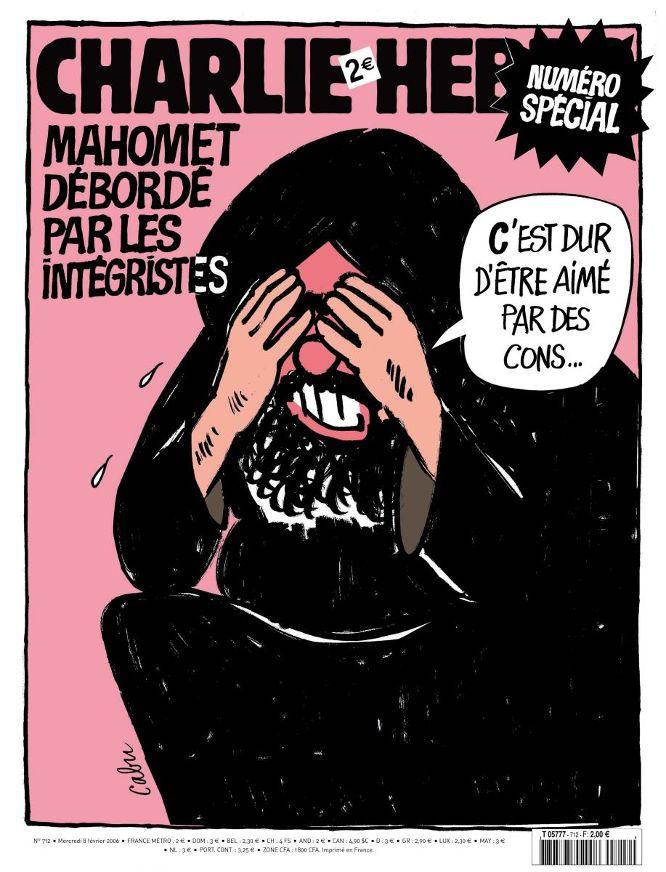 Fotos: Atentado en París: Las controvertidas portadas del 'Charlie Hebdo'    Fotografía   EL PAÍS