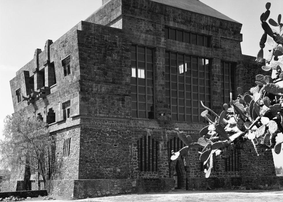 Fotos la arquitectura mexicana del siglo xx en seis for Arquitectura del siglo 20