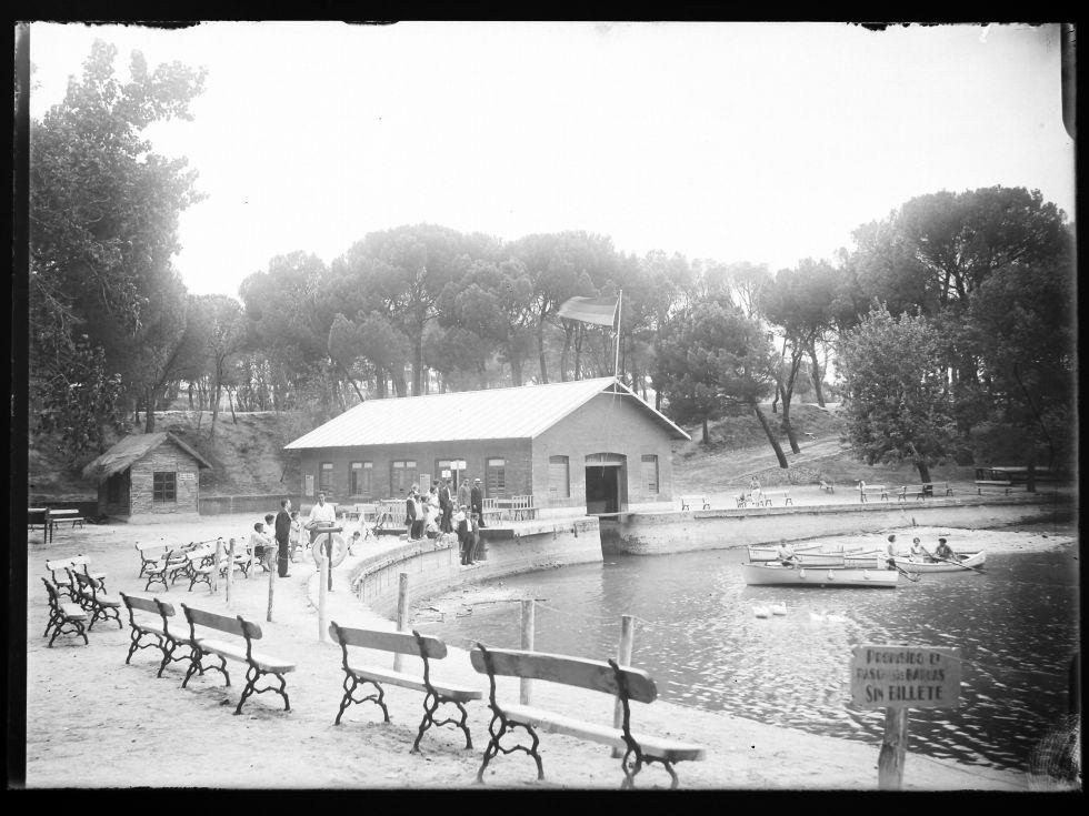 Fotos: La Casa de Campo, una mirada atrás de 80 años | Fotografía ...