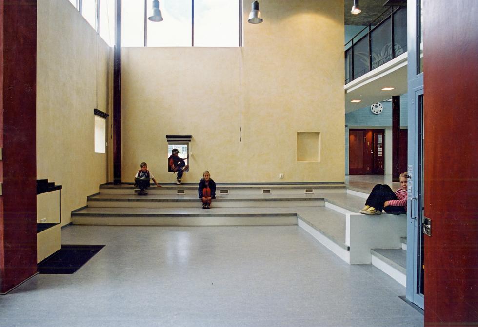 402aa89cbe93 La parte arquitectónica del éxito de las escuelas finlandesas   Blog ...
