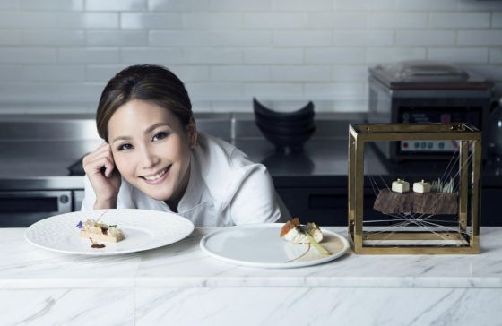 GASTRONOMIA  La chef de Hong Kong que diseña historias comestibles ... 3b1b4cb5989