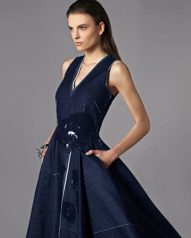 Outumuro  La Barcelona Fashion Week es la pasarela donde más ha trabajado  Clara Ceclan b46275e378c