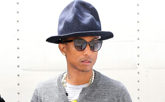 Pharrell Williams bff53bd953e