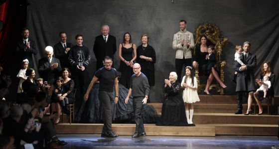 0948471851b73 A polêmica sinceridade de Dolce e Gabbana