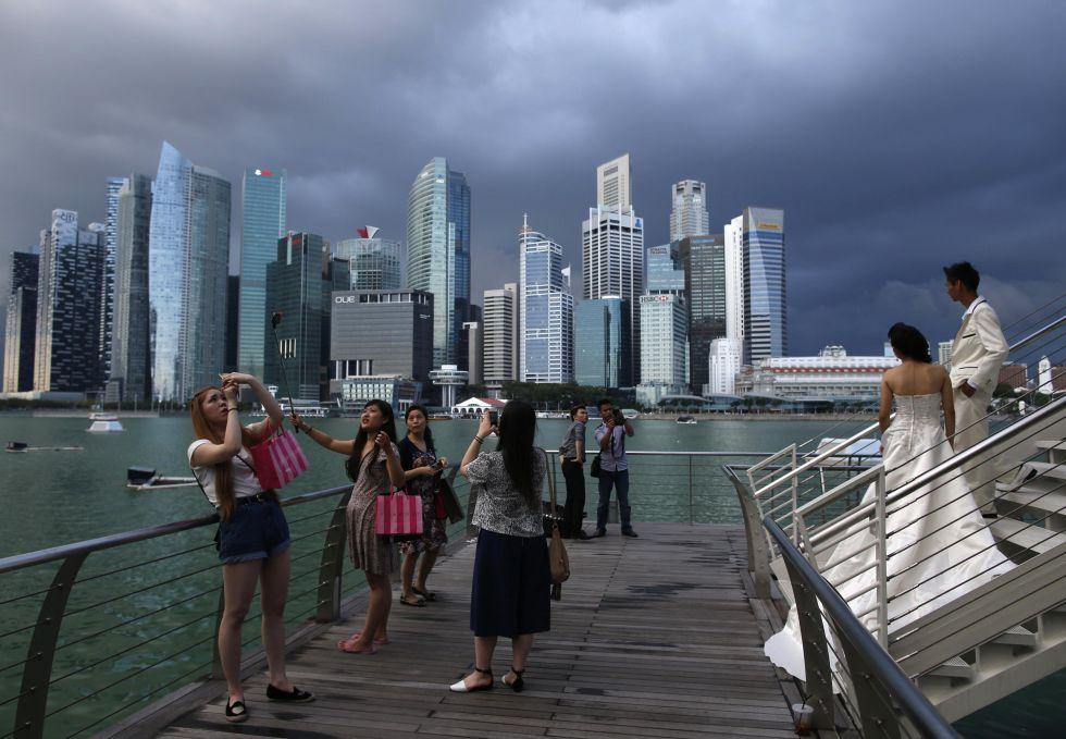 Fotos Asi Es Singapur Actualidad El Pais