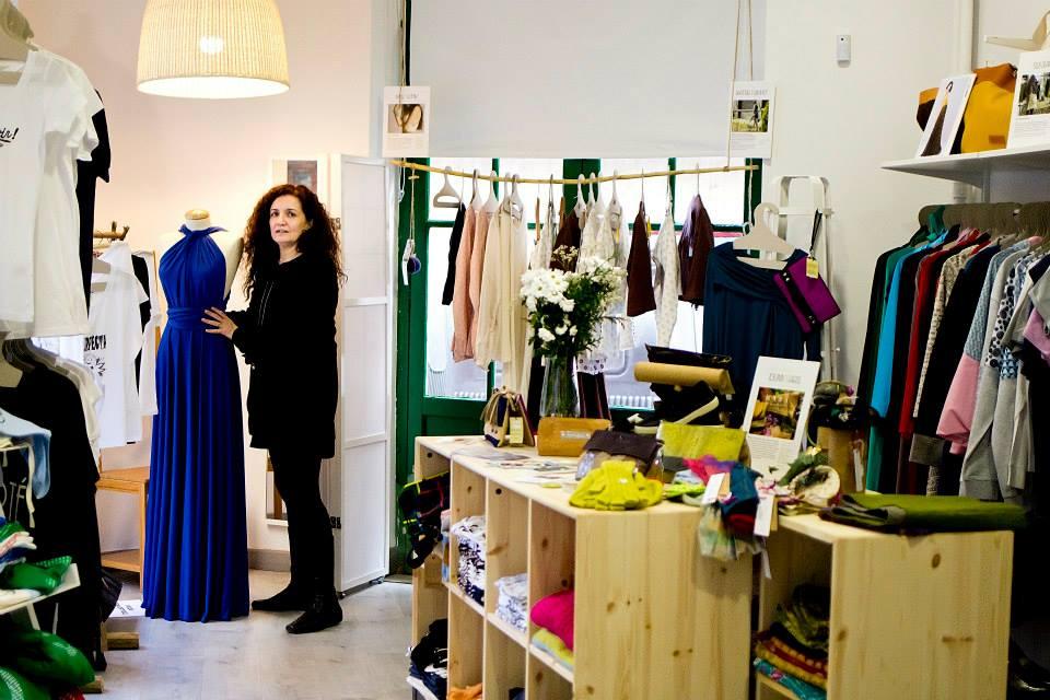 aba2a20dfdc50 Primera tienda de moda sostenible en Madrid  The Circular Project Shop