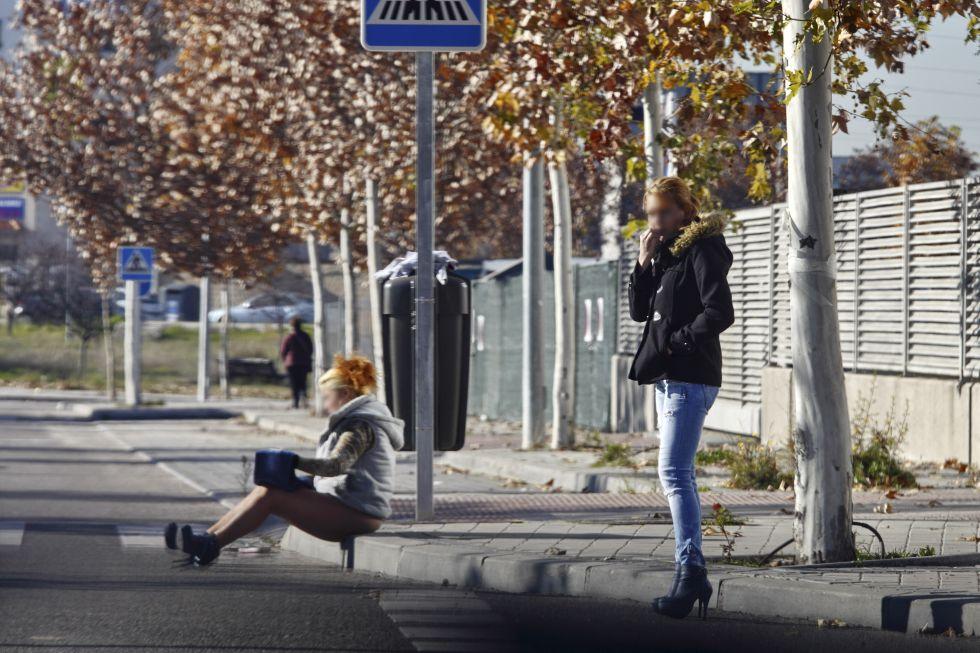 prostitutas poligono marconi prostitutas calle desengaño