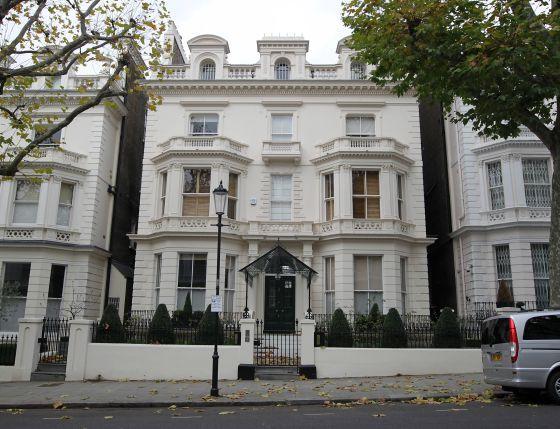 Kensington Painted House
