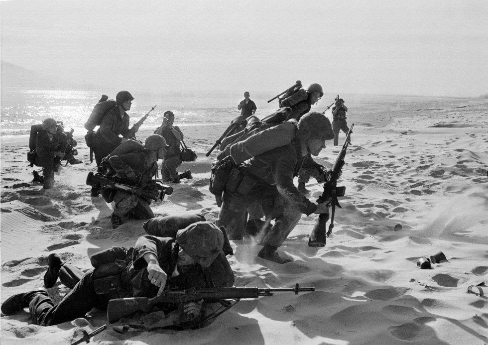 Fotos La Guerra De Vietnam Televisada Y Fotografiada Fotograf A