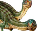 El primo vegetariano del tiranosaurio