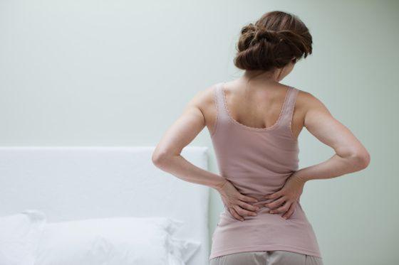 De alta el baja en embarazo espalda dolor y