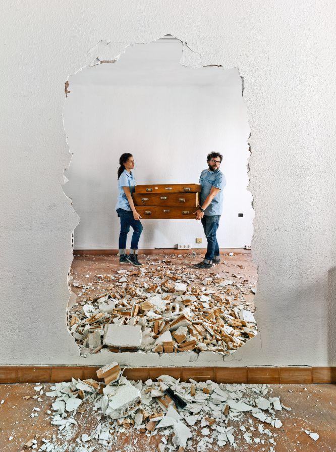 Fotorrelato: Decoración: El arte enmarca la vida | EL PAÍS Semanal