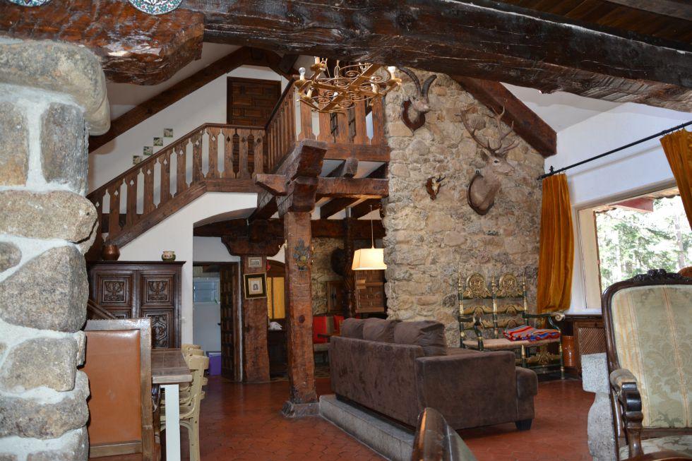 Fotos casas singulares actualidad el pa s - Casas singulares madrid ...