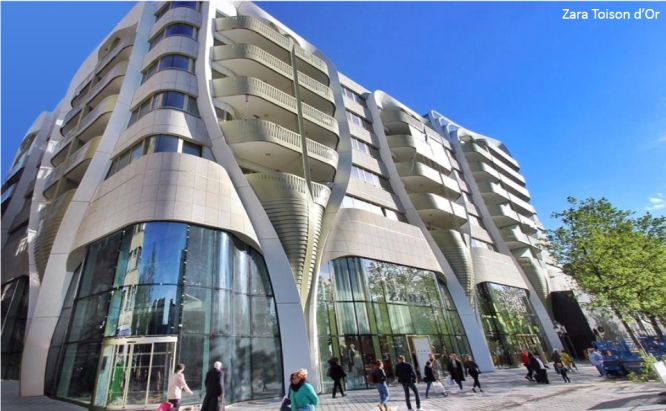 Fotos zara las nuevas flagship stores que inditex ha for Oficinas inditex madrid