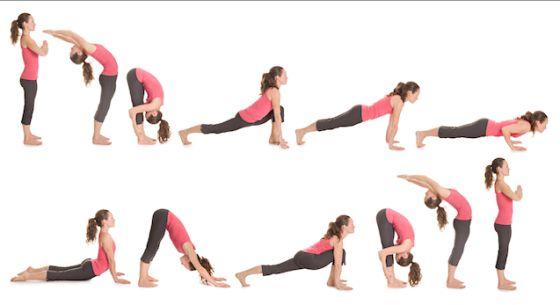 yoga que se hace