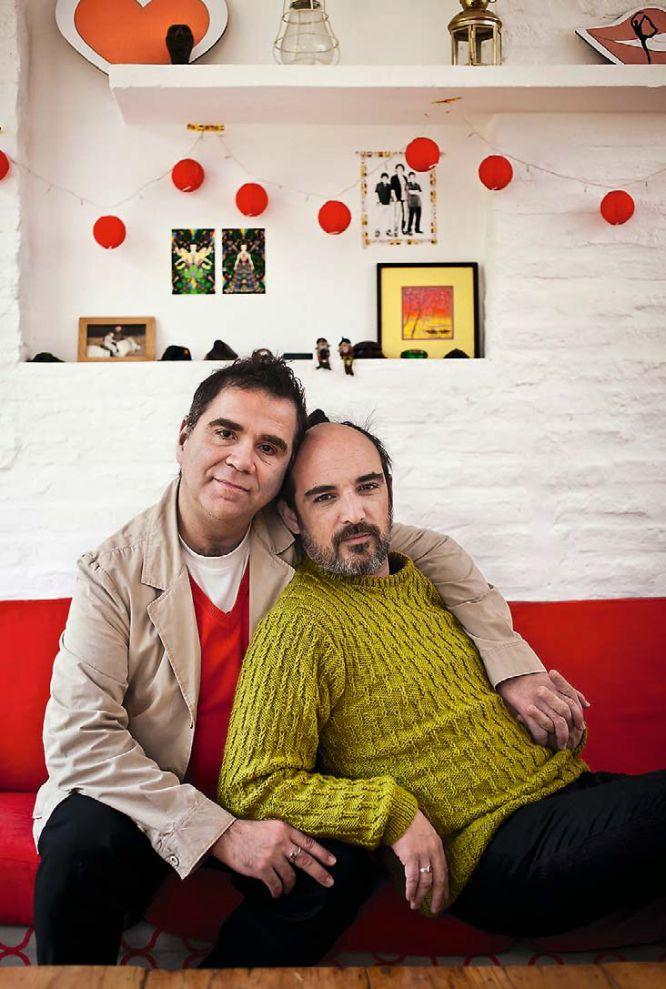 Matrimonio In Extremis : Fotorrelato matrimonio homosexual historias en