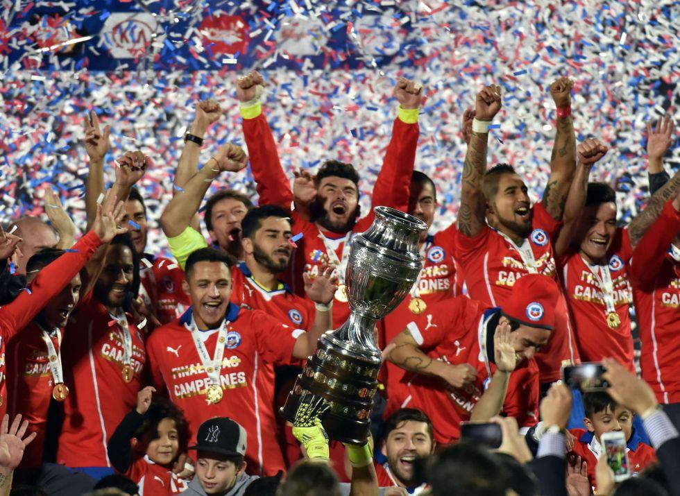 Copa América 2015: Chile gana el torneo a Argentina