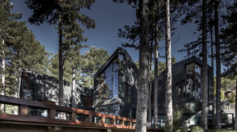 la casa levene recibi el premio brit museum en y fue presentada en el museo