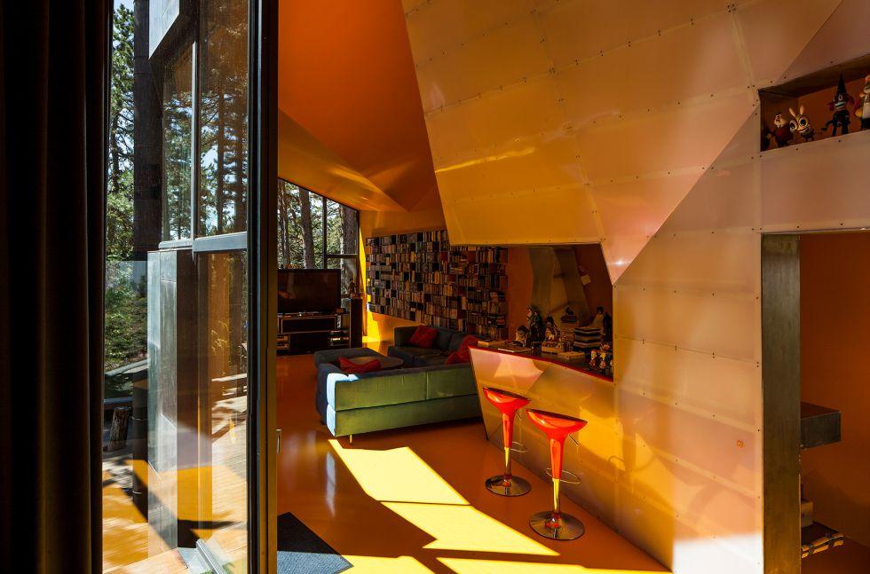 Fotos casas singulares actualidad el pa s for La terraza de la casa barranquilla telefono