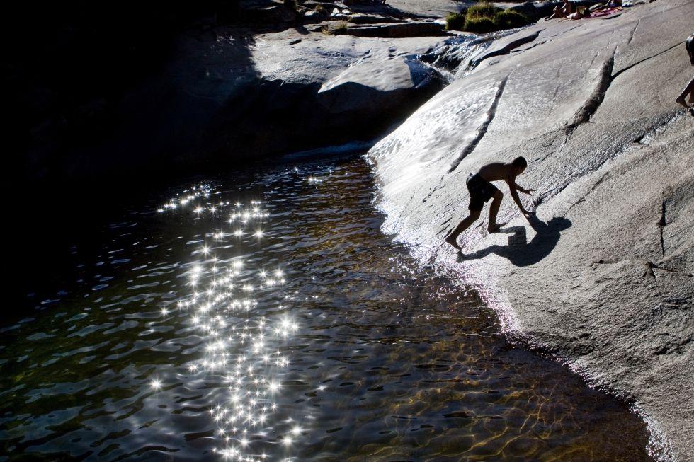 Fotos lugares para refrescarse en y alrededor de madrid - Banarse en madrid ...