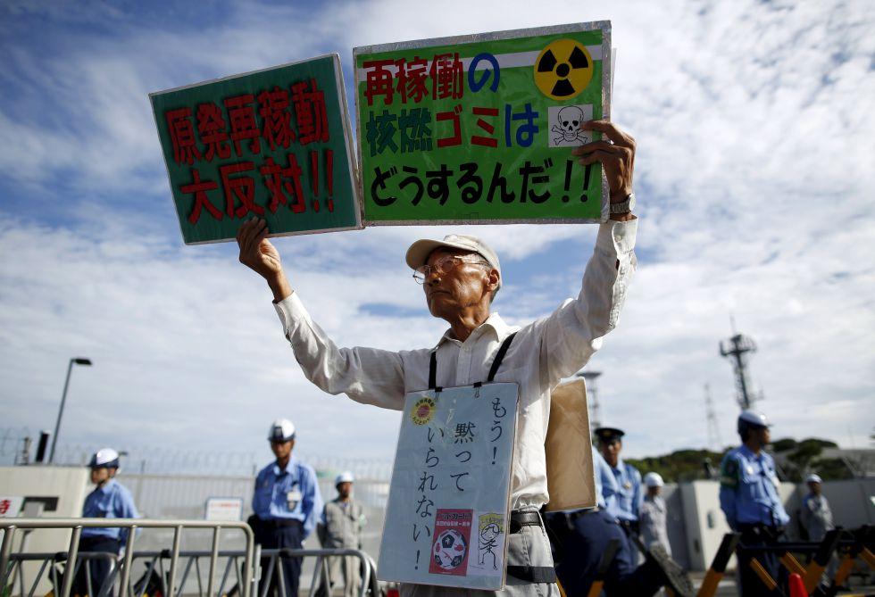 Fotos: El primer reactor nuclear tras Fukushima | Actualidad | EL PAÍS