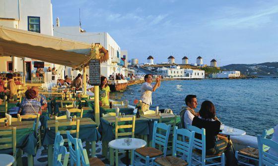 Mikonos, corazón de las islas Cícladas   Estilo   EL PAÍS
