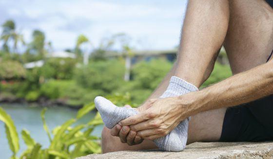 calambres en la parte inferior de la pierna después del ejercicio