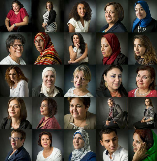 Fotorrelato Las Mujeres Arabes Pisan Fuerte Planeta