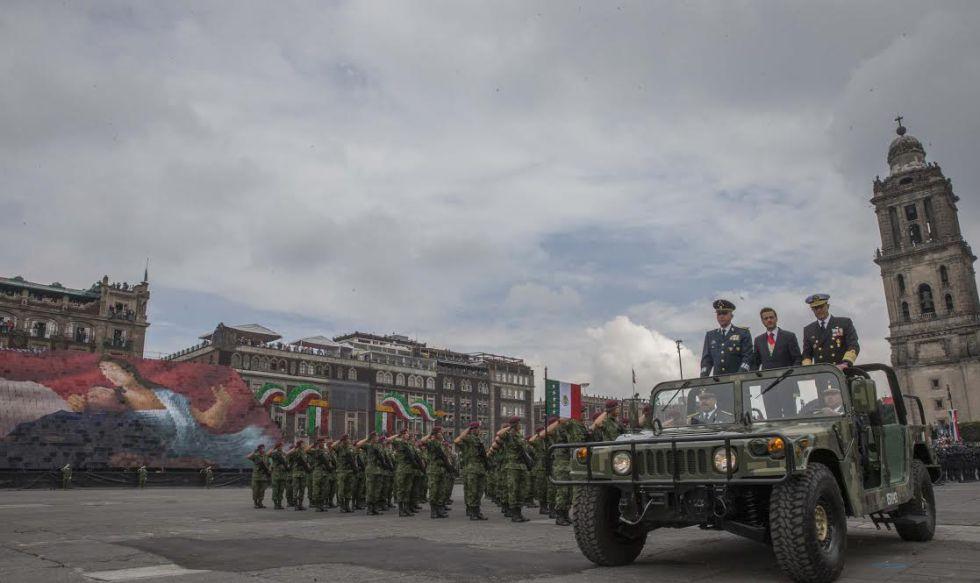 Fotos Independencia De México Desfile Del 16 De Septiembre