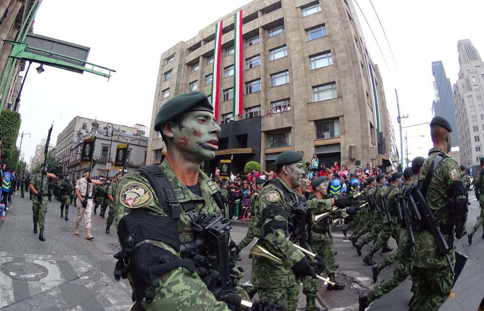 Independencia de México: Desfile del 16 de septiembre