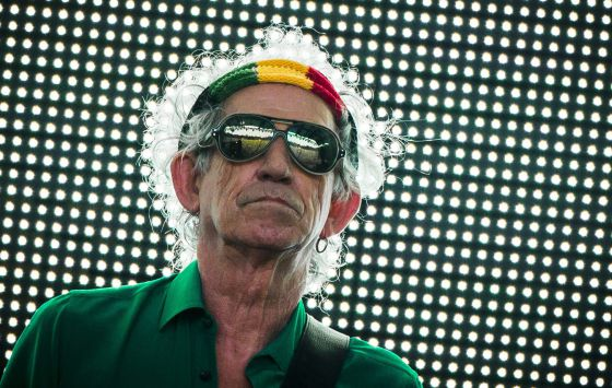 30 Frases Que Demonstram Que Keith Richards é Um Fenômeno Da