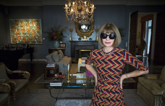 a89c76cbe51 Fashion  A lesson from Anna Wintour