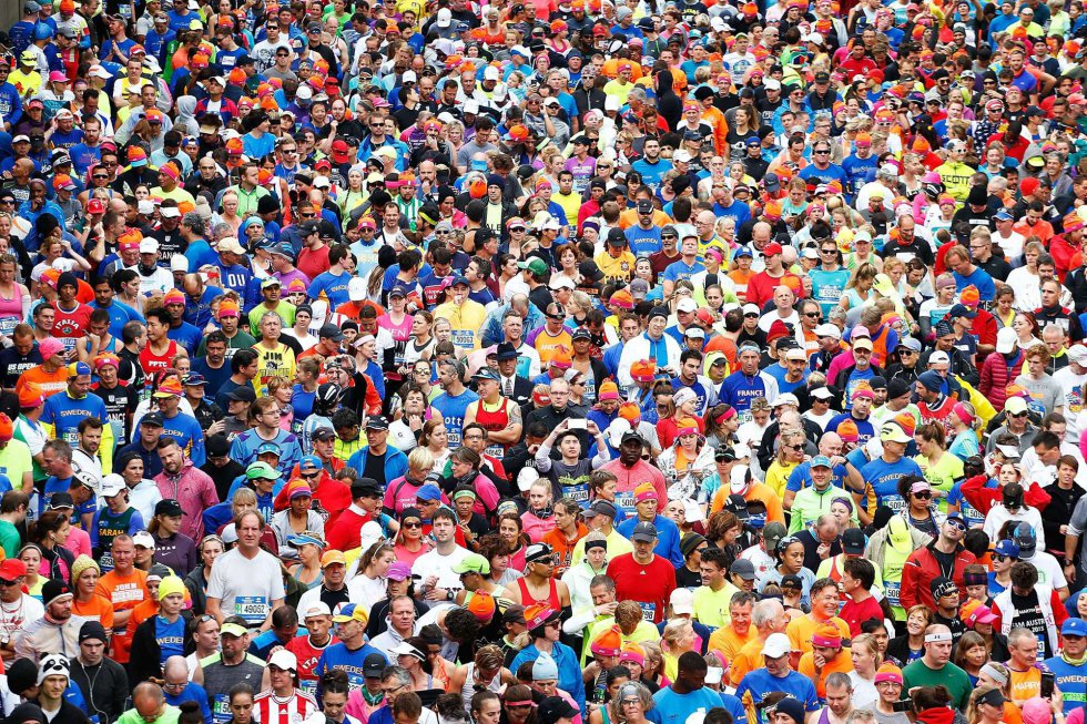 Maraton york inscripcion nueva
