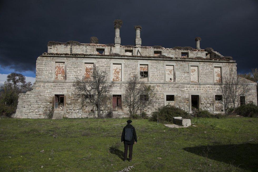 palacio en ruinas venta