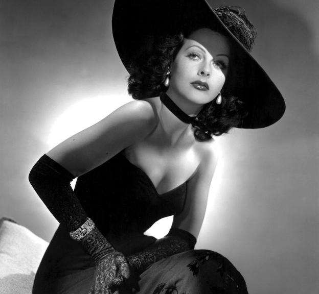 Hedy Lamarr La Inventora Que Fue Estrella En Hollywood