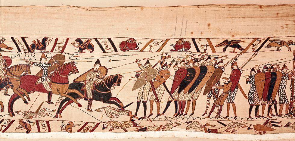 Fotorrelato documentos de la memoria del mundo - Qu est ce que la tapisserie de bayeux ...