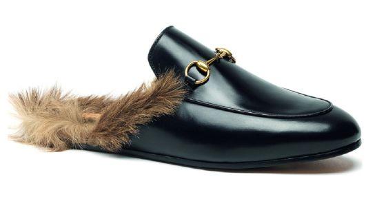 nuevo producto b48a5 5d09e El inesperado éxito de los zapatos peludos de Gucci | Estilo ...