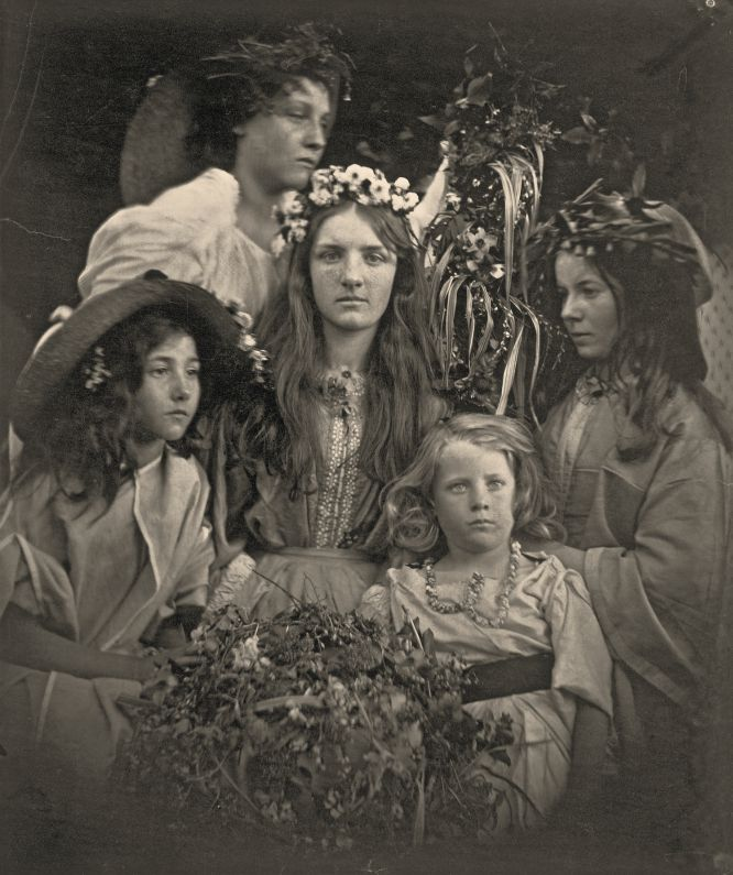 'May day' (1866).